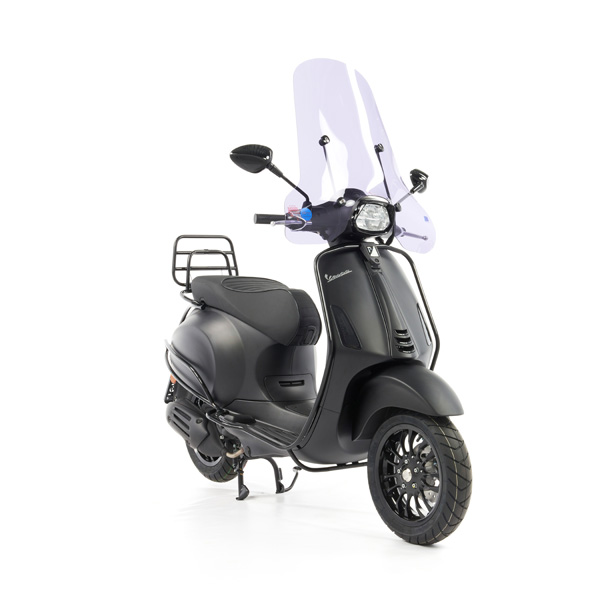 Vespa Sprint 50 - Notte Full Option  • Mat Zwart (nero notte) (43)