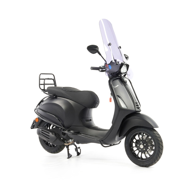 Vespa Sprint 50 - Notte Full Option  • Mat Zwart (nero notte) (49)