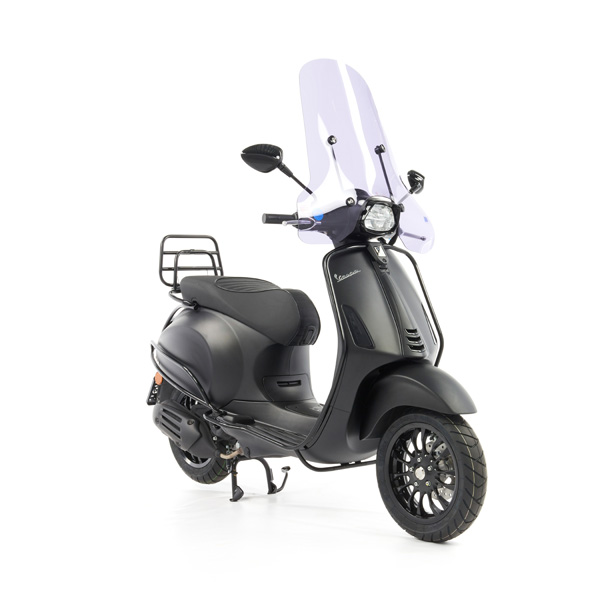 Vespa Sprint 50 - Notte Full Option  • Mat Zwart (nero notte) (50)