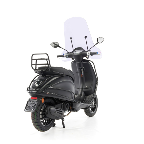 Vespa Sprint 50 - Notte Full Option  • Mat Zwart (nero notte) (52)