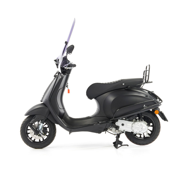 Vespa Sprint 50 - Notte Full Option  • Mat Zwart (nero notte) (55)