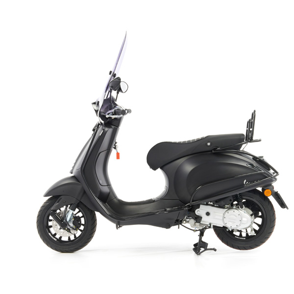 Vespa Sprint 50 - Notte Full Option  • Mat Zwart (nero notte) (56)