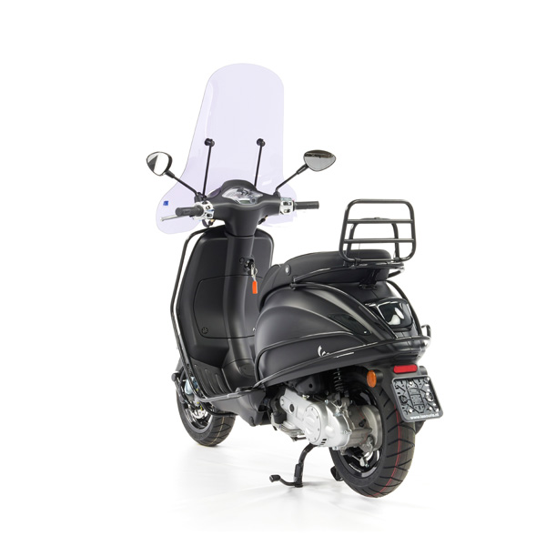 Vespa Sprint 50 - Notte Full Option  • Mat Zwart (nero notte) (57)