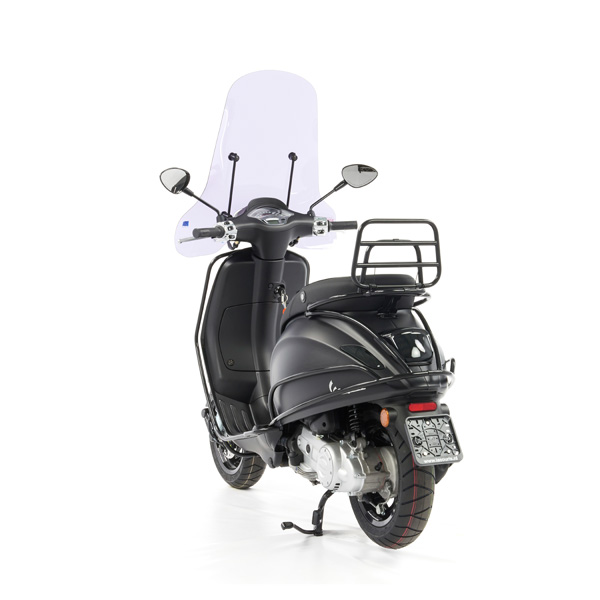 Vespa Sprint 50 - Notte Full Option  • Mat Zwart (nero notte) (58)