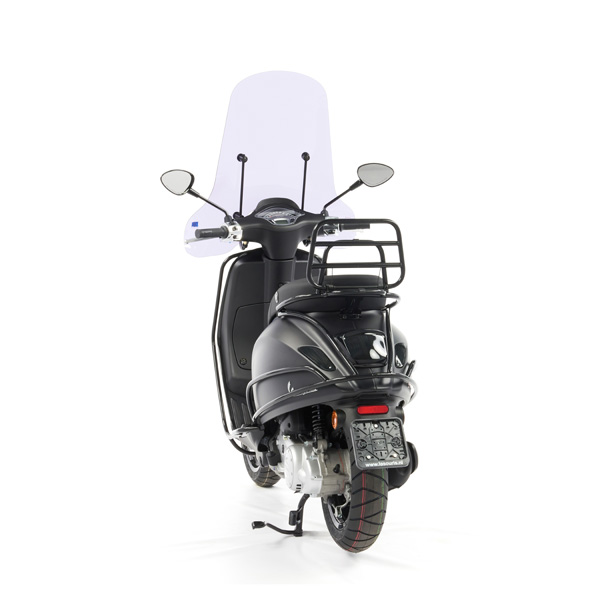 Vespa Sprint 50 - Notte Full Option  • Mat Zwart (nero notte) (68)