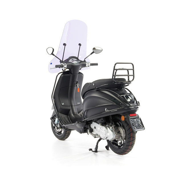 Vespa Sprint 50 - Notte Full Option  • Mat Zwart (nero notte) (69)