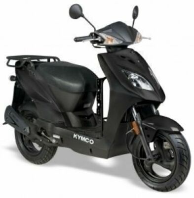 Kymco • Delivery