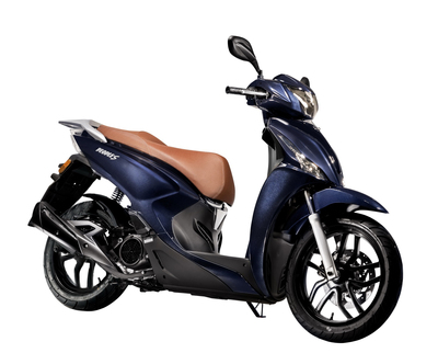 Kymco • New People S
