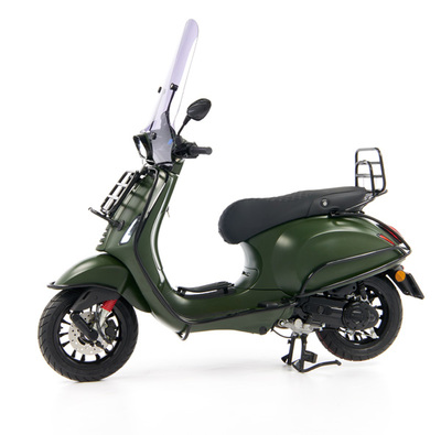 Vespa Sprint 50 - Custom Full Option - EURO5 • Mat Groen  (4)