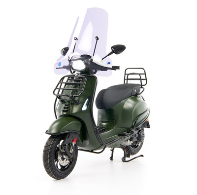Vespa Sprint 50 - Custom Full Option - EURO5 • Mat Groen  (11)