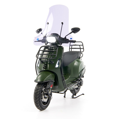 Vespa Sprint 50 - Custom Full Option - EURO5 • Mat Groen  (12)