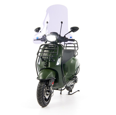 Vespa Sprint 50 - Custom Full Option - EURO5 • Mat Groen  (13)