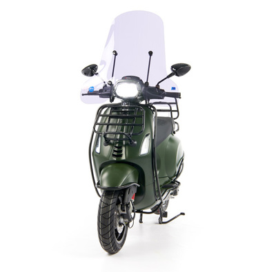Vespa Sprint 50 - Custom Full Option - EURO5 • Mat Groen  (14)