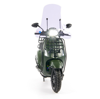 Vespa Sprint 50 - Custom Full Option - EURO5 • Mat Groen  (19)