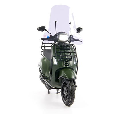 Vespa Sprint 50 - Custom Full Option - EURO5 • Mat Groen  (20)