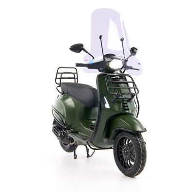 Vespa Sprint 50 - Custom Full Option - EURO5 • Mat Groen  (23)