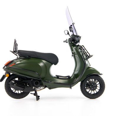 Vespa Sprint 50 - Custom Full Option - EURO5 • Mat Groen  (36)