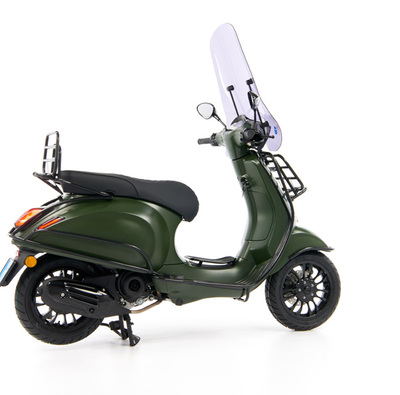 Vespa Sprint 50 - Custom Full Option - EURO5 • Mat Groen  (39)