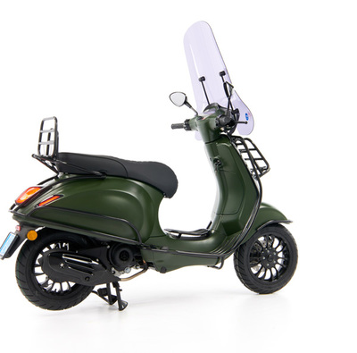 Vespa Sprint 50 - Custom Full Option - EURO5 • Mat Groen  (40)