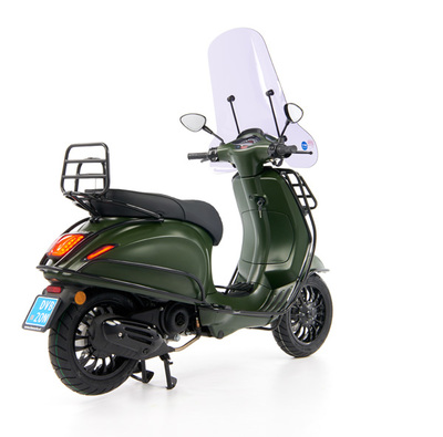 Vespa Sprint 50 - Custom Full Option - EURO5 • Mat Groen  (44)