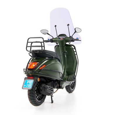 Vespa Sprint 50 - Custom Full Option - EURO5 • Mat Groen  (48)