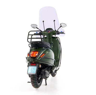 Vespa Sprint 50 - Custom Full Option - EURO5 • Mat Groen  (50)