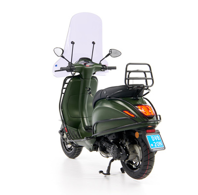 Vespa Sprint 50 - Custom Full Option - EURO5 • Mat Groen  (59)