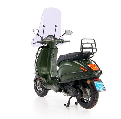 Vespa Sprint 50 - Custom Full Option - EURO5 • Mat Groen  (60)