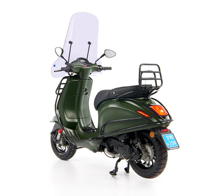 Vespa Sprint 50 - Custom Full Option - EURO5 • Mat Groen  (61)