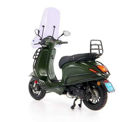Vespa Sprint 50 - Custom Full Option - EURO5 • Mat Groen  (62)
