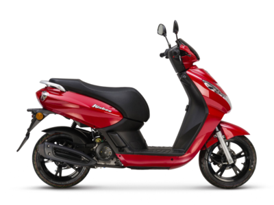 Peugeot Kisbee Active E5 • Cherry Red (3)