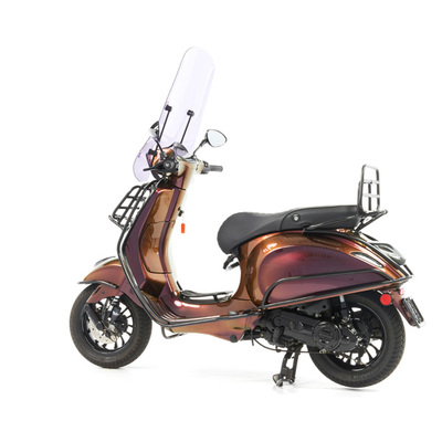 Vespa Sprint 50 - Custom Full Option - EURO5 • Magenta to Gold (7)