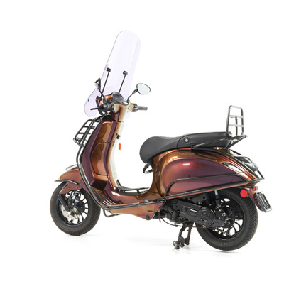 Vespa Sprint 50 - Custom Full Option - EURO5 • Magenta to Gold (8)
