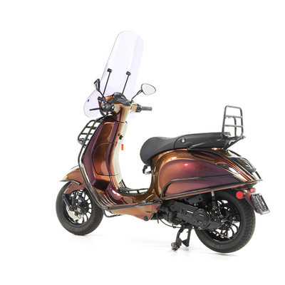 Vespa Sprint 50 - Custom Full Option - EURO5 • Magenta to Gold (9)