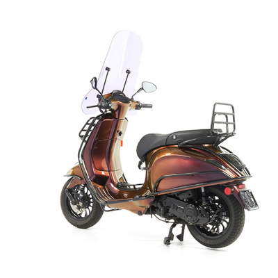 Vespa Sprint 50 - Custom Full Option - EURO5 • Magenta to Gold (10)