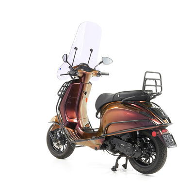Vespa Sprint 50 - Custom Full Option - EURO5 • Magenta to Gold (11)
