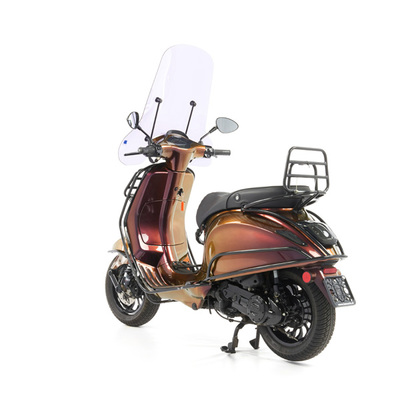 Vespa Sprint 50 - Custom Full Option - EURO5 • Magenta to Gold (12)