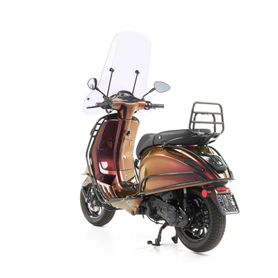 Vespa Sprint 50 - Custom Full Option - EURO5 • Magenta to Gold (13)