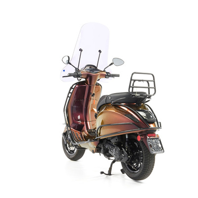 Vespa Sprint 50 - Custom Full Option - EURO5 • Magenta to Gold (14)