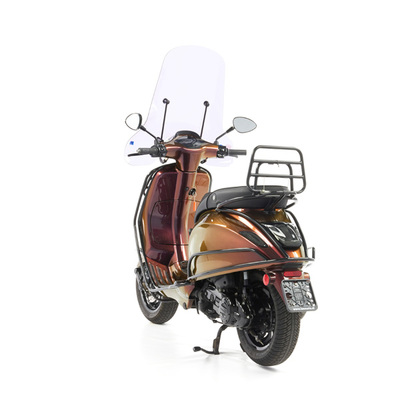 Vespa Sprint 50 - Custom Full Option - EURO5 • Magenta to Gold (15)