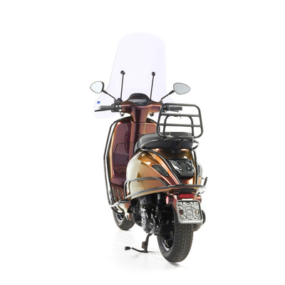 Vespa Sprint 50 - Custom Full Option - EURO5 • Magenta to Gold (17)
