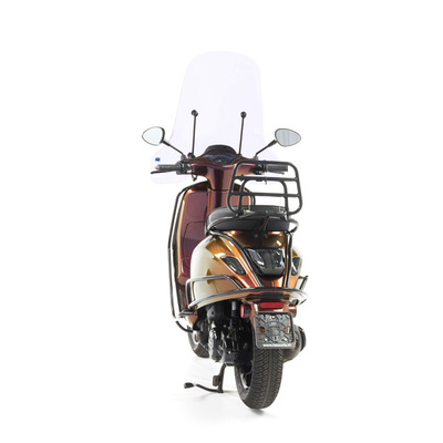 Vespa Sprint 50 - Custom Full Option - EURO5 • Magenta to Gold (18)