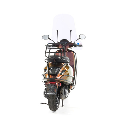 Vespa Sprint 50 - Custom Full Option - EURO5 • Magenta to Gold (22)