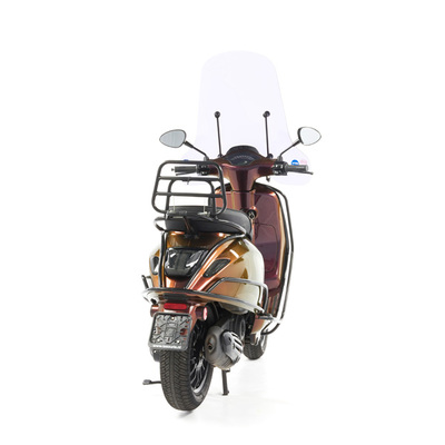 Vespa Sprint 50 - Custom Full Option - EURO5 • Magenta to Gold (23)