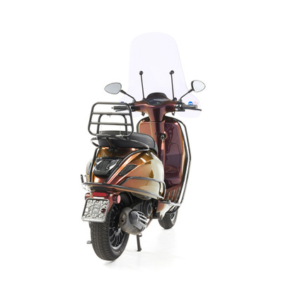 Vespa Sprint 50 - Custom Full Option - EURO5 • Magenta to Gold (24)