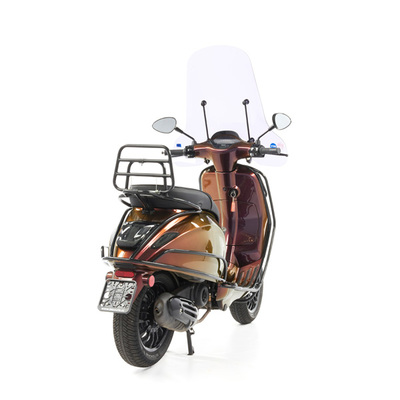Vespa Sprint 50 - Custom Full Option - EURO5 • Magenta to Gold (25)