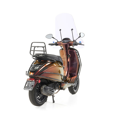Vespa Sprint 50 - Custom Full Option - EURO5 • Magenta to Gold (26)