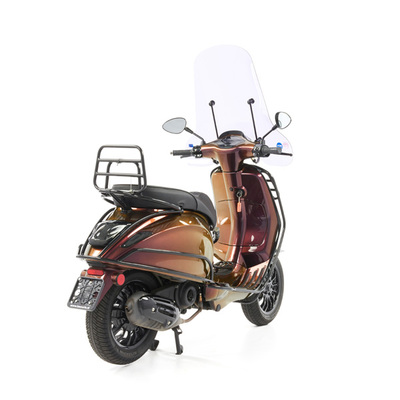 Vespa Sprint 50 - Custom Full Option - EURO5 • Magenta to Gold (27)