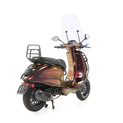 Vespa Sprint 50 - Custom Full Option - EURO5 • Magenta to Gold (28)