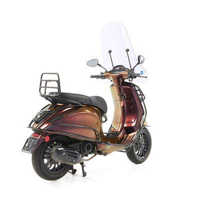 Vespa Sprint 50 - Custom Full Option - EURO5 • Magenta to Gold (29)